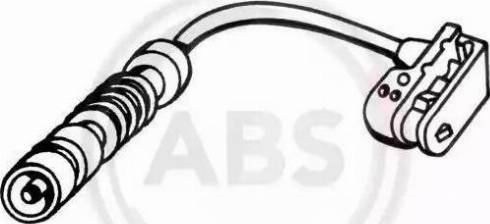 A.B.S. 39598 - Сигнализатор, износ тормозных колодок avtokuzovplus.com.ua
