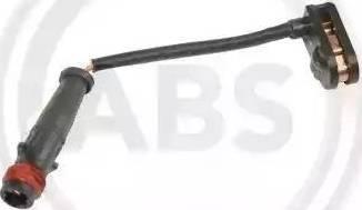 A.B.S. 39625 - Сигнализатор, износ тормозных колодок car-mod.com