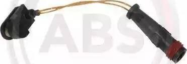 A.B.S. 39627 - Сигнализатор, износ тормозных колодок car-mod.com