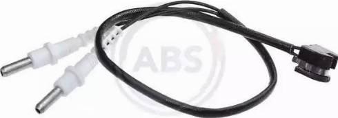 A.B.S. 39672 - Сигнализатор, износ тормозных колодок avtokuzovplus.com.ua