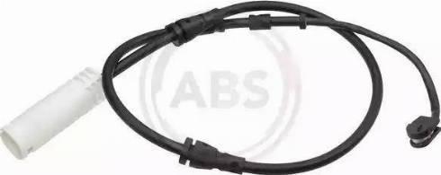 A.B.S. 39689 - Сигнализатор, износ тормозных колодок car-mod.com