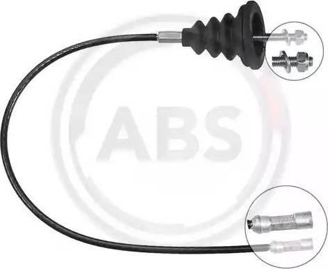 A.B.S. K10541 - Трос, стояночная тормозная система car-mod.com
