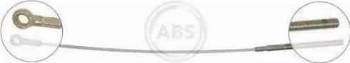 A.B.S. K13581 - Трос, стояночная тормозная система avtokuzovplus.com.ua