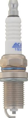 ACDelco 19375665 - Свеча зажигания avtokuzovplus.com.ua