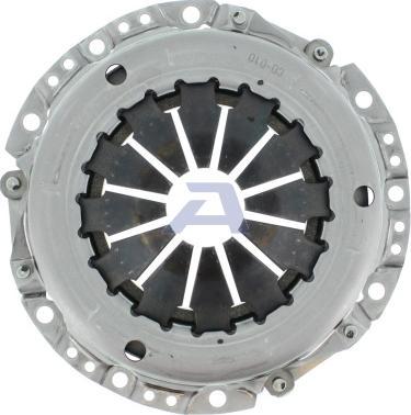 AISIN CD010 - Нажимной диск сцепления avtokuzovplus.com.ua