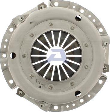 AISIN CM009 - Нажимной диск сцепления avtokuzovplus.com.ua