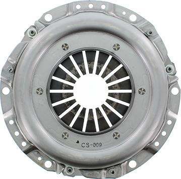 Aisin CS009 - Нажимной диск сцепления avtokuzovplus.com.ua