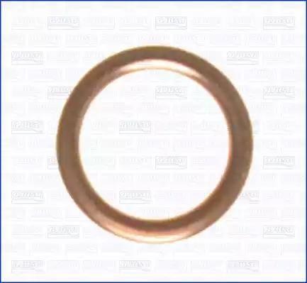 Ajusa 18000900 - Уплотнительное кольцо, резьбовая пробка маслосливного отверстия avtokuzovplus.com.ua