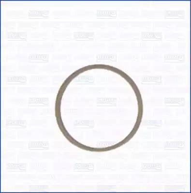 Ajusa 22004800 - Уплотнительное кольцо, резьбовая пробка маслосливного отверстия avtokuzovplus.com.ua