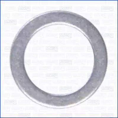 Ajusa 22007000 - Уплотнительное кольцо, резьбовая пробка маслосливного отверстия car-mod.com
