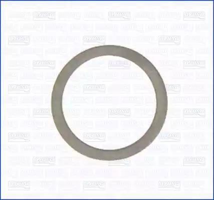 Ajusa 22008700 - Уплотнительное кольцо, резьбовая пробка маслосливного отверстия avtokuzovplus.com.ua