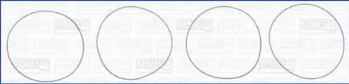 Ajusa 60004200 - Комплект прокладок, гильза цилиндра car-mod.com