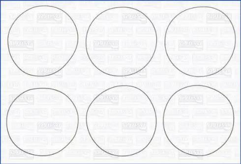 Ajusa 60005400 - Комплект прокладок, гильза цилиндра car-mod.com