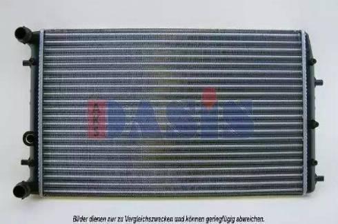 Ava Quality Cooling saa2006 - Радиатор, охлаждение двигателя autodnr.net