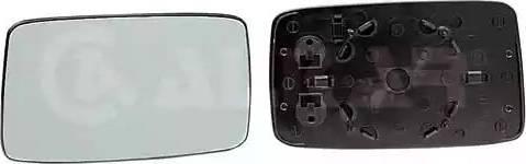 Alkar 6401125 - Зеркальное стекло, наружное зеркало car-mod.com