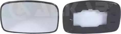 Alkar 6401386 - Зеркальное стекло, наружное зеркало avtokuzovplus.com.ua