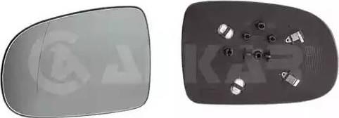 Alkar 6401420 - Зеркальное стекло, наружное зеркало car-mod.com
