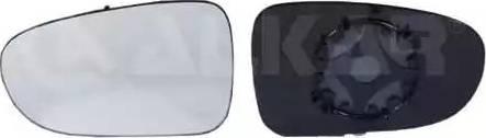 Alkar 6402130 - Зеркальное стекло, наружное зеркало avtokuzovplus.com.ua