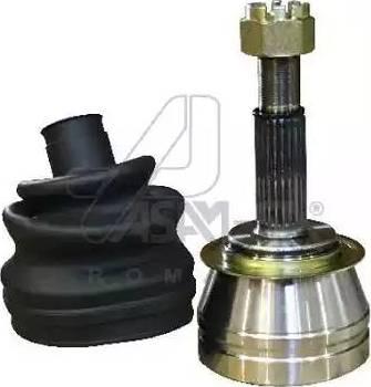 ASAM 30051 - Шарнирный комплект, ШРУС, приводной вал car-mod.com