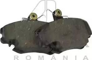 ASAM 30094 - Комплект тормозных колодок, дисковый тормоз autodnr.net