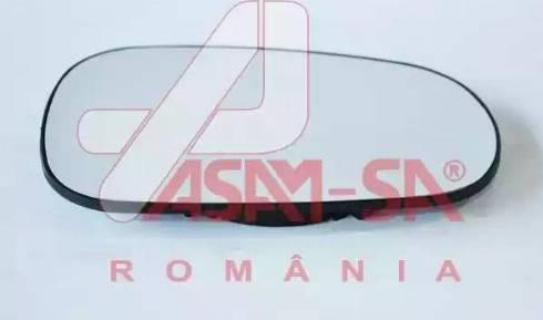 ASAM 30347 - Зеркальное стекло, узел стекла autodnr.net