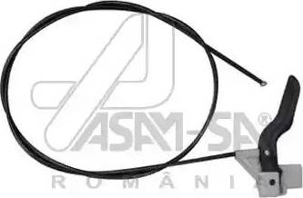 ASAM 30631 - Тросик замка капота autodnr.net