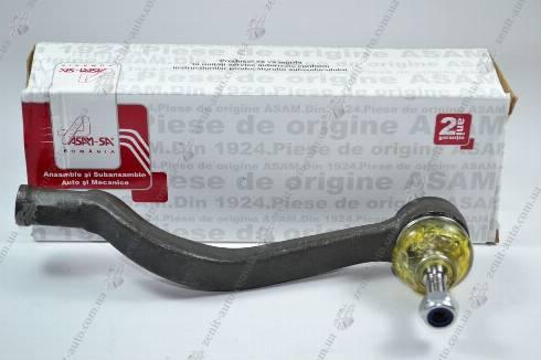 ASAM 30666 - Наконечник рулевой тяги, шарнир car-mod.com