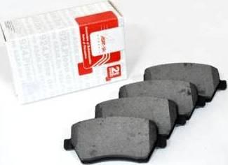 ASAM 30748 - Комплект тормозных колодок, дисковый тормоз autodnr.net
