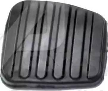 ASAM 30794 - Педальные накладка, педаль тормоз autodnr.net