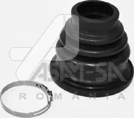 ASAM 30953 - Комплект пилника, приводний вал autocars.com.ua