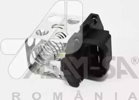 ASAM 30960 - Дополнительный резистор, электромотор - вентилятор радиатора autodnr.net