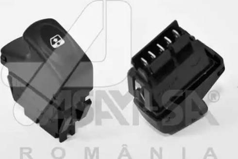 ASAM 30989 - Выключатель, стеклолодъемник autodnr.net