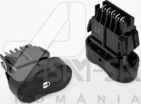 ASAM 30993 - Кнопка центрального замка autodnr.net