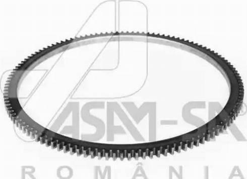 ASAM 32015 - Зубчатый венец, маховик autodnr.net