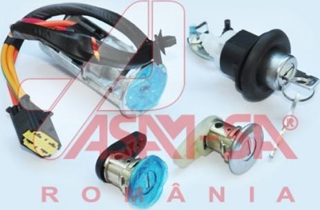 ASAM 32145 - Выключатель, контакт двери autodnr.net