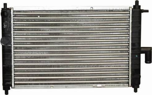 ASAM 32176 - Радиатор, охлаждение двигателя autodnr.net