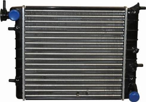 ASAM 32179 - Радиатор, охлаждение двигателя avtokuzovplus.com.ua