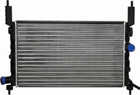 ASAM 32183 - Радиатор, охлаждение двигателя autodnr.net
