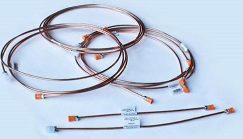ASAM 55227 - Трубопровод тормозного привода car-mod.com