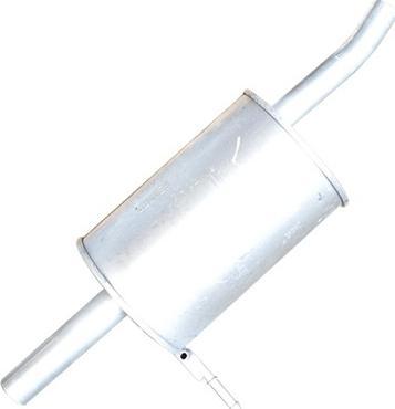 ASAM 61862 - Глушитель выхлопных газов конечный autodnr.net