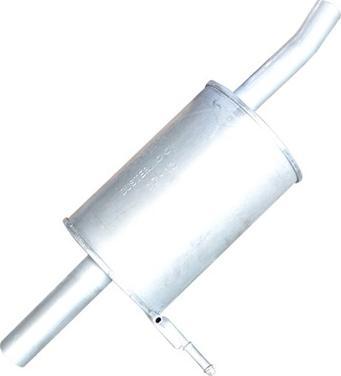 ASAM 61863 - Глушитель выхлопных газов конечный autodnr.net