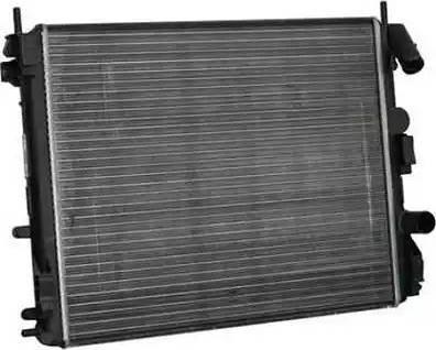 ASAM 70208 - Радиатор, охлаждение двигателя autodnr.net