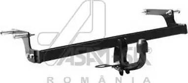 ASAM 70210 - Стойка, прицепное оборудование autodnr.net