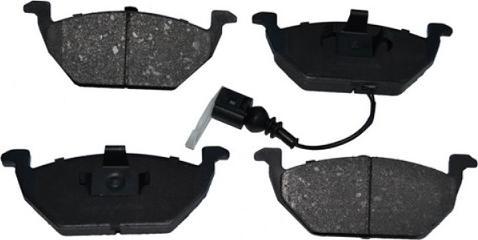 ASAM 71325 - Комплект тормозных колодок, дисковый тормоз autodnr.net