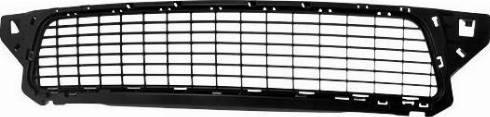 ASAM 80126 - Решетка вентилятора, буфер autodnr.net