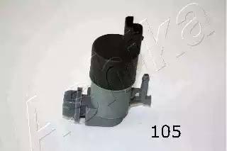 Ashika 15601105 - Водяной насос, система очистки окон avtokuzovplus.com.ua