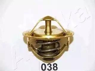Ashika 22038 - Термостат, охлаждающая жидкость car-mod.com