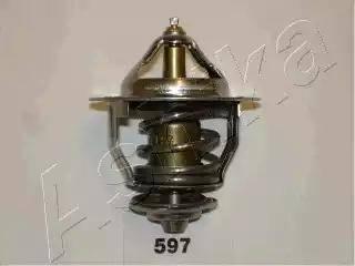 Ashika 3805597 - Термостат, охлаждающая жидкость avtokuzovplus.com.ua