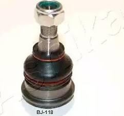 Ashika 73-01-118 - Шаровая опора, несущий / направляющий шарнир car-mod.com