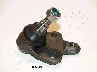 Ashika 73-02-213 - Шаровая опора, несущий / направляющий шарнир car-mod.com